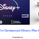 Disney Plus Chromecast  How To Chromecast Disney Plus On TV