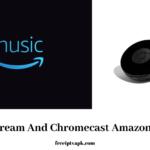 How To Stream And Chromecast Amazon Music