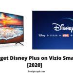 How to get Disney Plus on Vizio Smart TV? [2020]