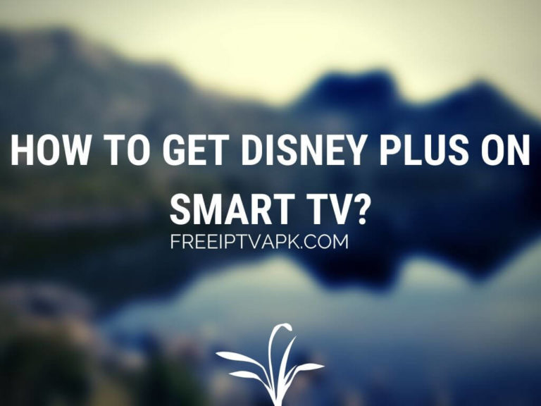 Disney Plus on Smart TV