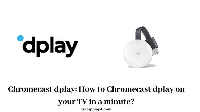 Chromecast dplay
