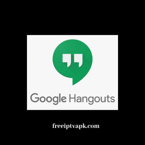 chromecast google hangouts