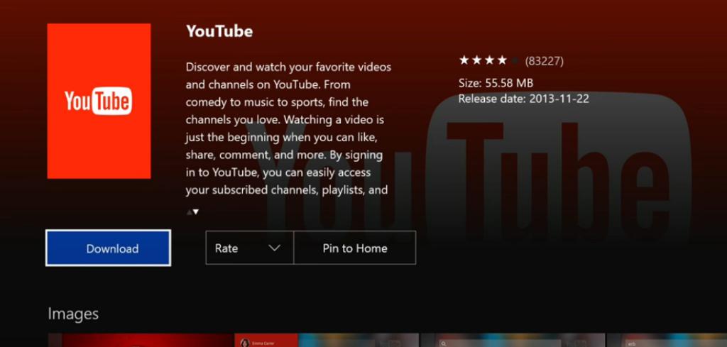YouTube on Non Smart TV