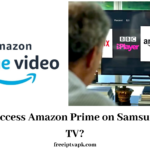 How to access Amazon Prime on Samsung Smart TV?