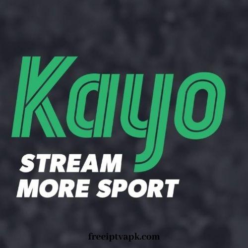 Kayo on Samsung Smart TV