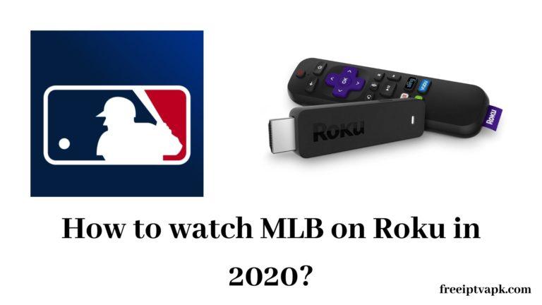 MLB on Roku